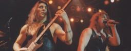 LIVE: Oceloví páni Manowar jsou stále plní síly