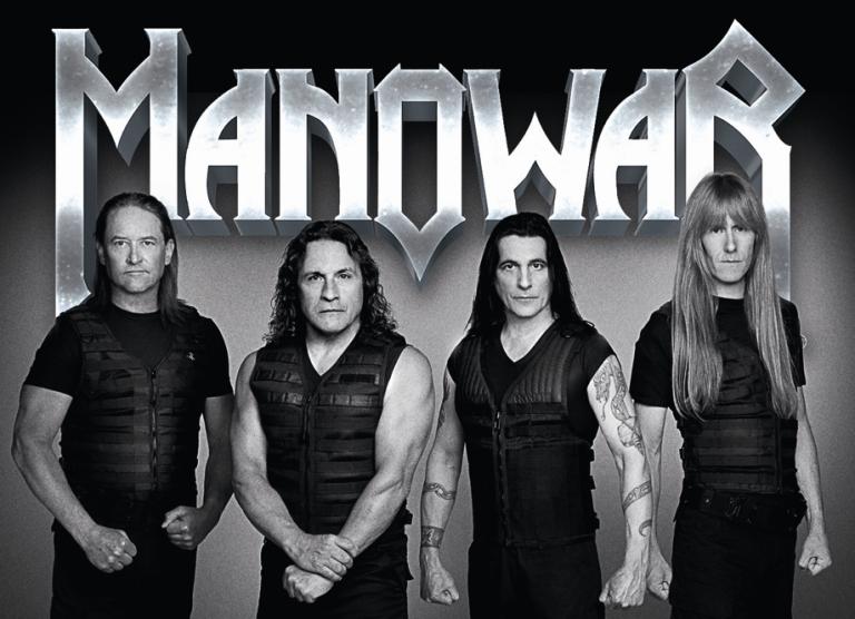 Manowar se vracejí do Česka. Odehrají tři koncerty