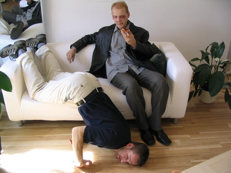 Režisér videoklipů Marek Dobeš: Olympic mi zdevastoval byt