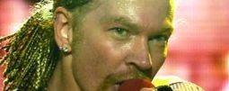 Axl Rose z Guns N' Roses zvolen nejlepším zpěvákem všech dob
