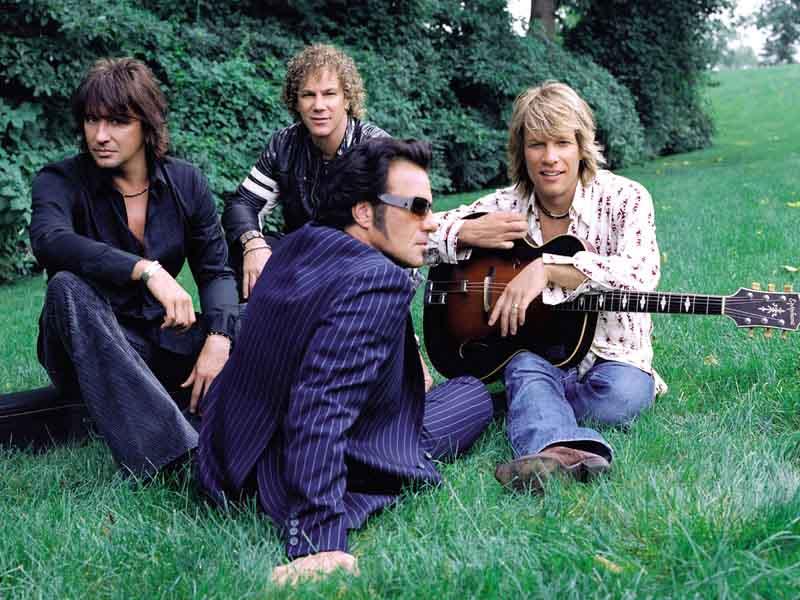 Bon Jovi: koncertní kapela ro(c)ku