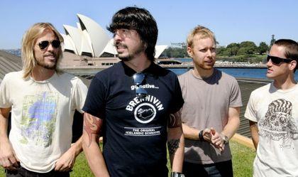 Foo Fighters: charitativní koncert na pomoc Novému Zélandu