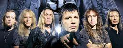 Iron Maiden přijedou koncem jara do Čech, zahrají na festivalu Sonisphere