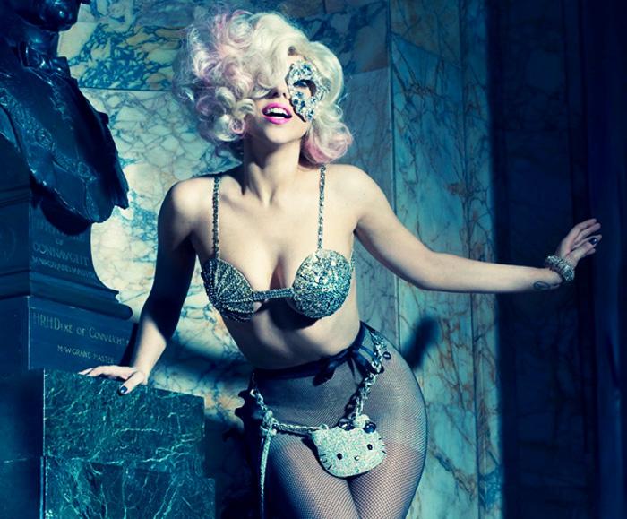 Lady Gaga oznámila datum vydání nové desky Born This Way
