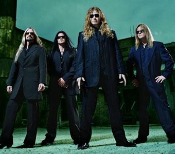 Megadeth a Soundgarden složili skladby pro videohru, teď je čeká Grammy