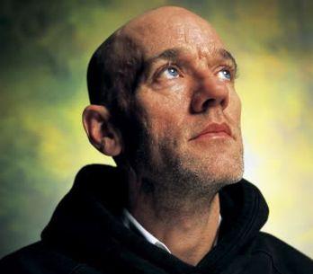 R.E.M.: album Collapse Into Now jsme celé složili na iPhone