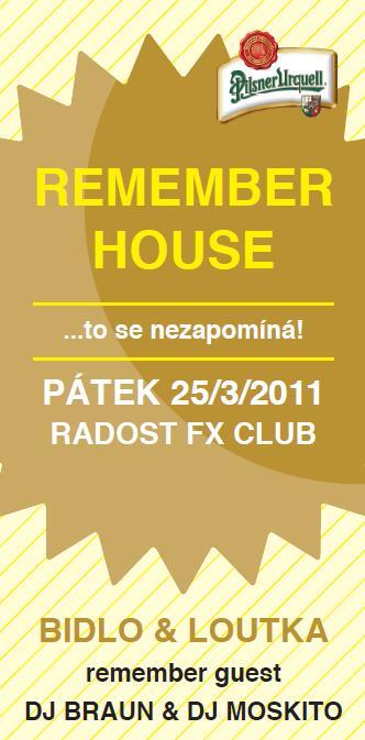 DJs Bidlo a Loutka promění pražskou Radost FX tento pátek v ráj house music