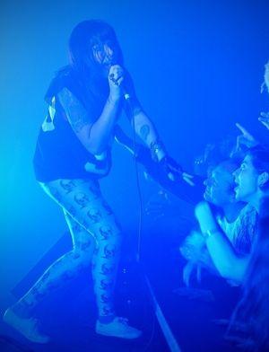 Reportáž z koncertu Sleigh Bells: módní punk bez předsudků