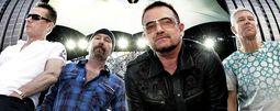U2 jsou ve studiu, nové album vyjde koncem května