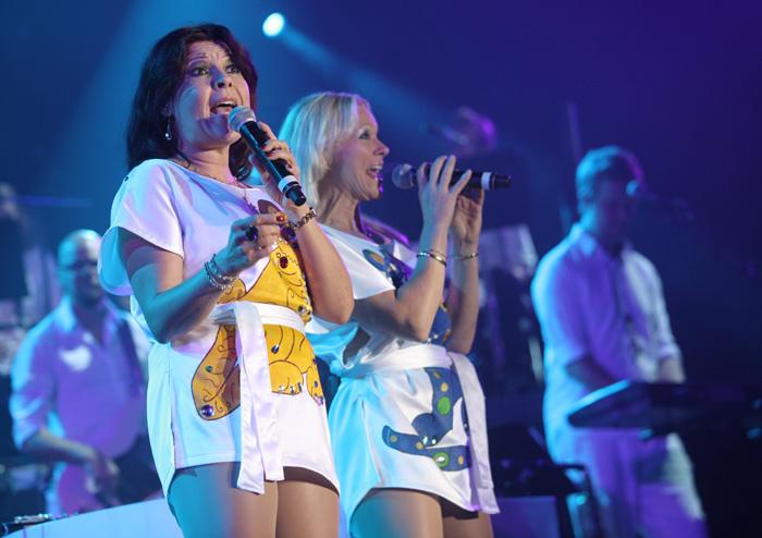Abba The Show v Praze