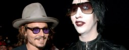 Marilyn Manson a Johnny Depp to dali dohromady kvůli Beautiful People