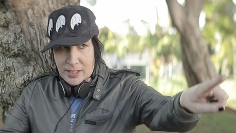 Marilyn Manson Fízlové
