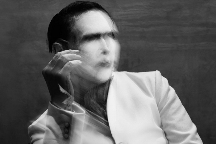 Marilyn Manson  The Pale Emperor full