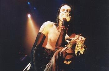 RETRO: Když Marilyn Manson poprvé kázal v Praze
