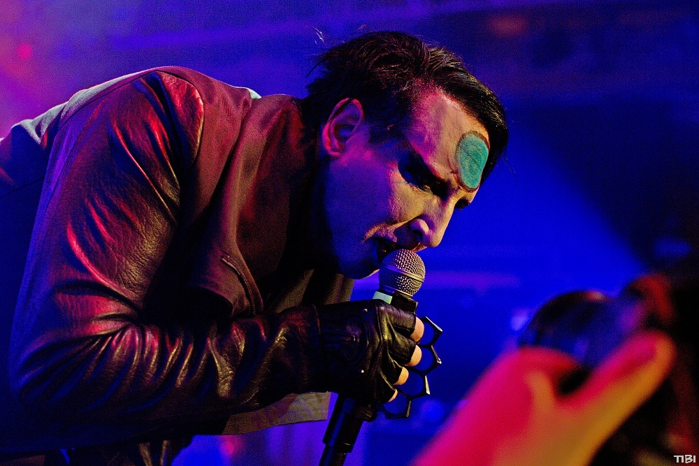 LIVE: Marilyn Manson nešokoval, hrálo se na jistotu