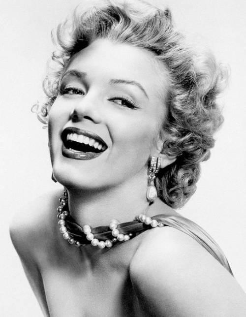 SMRT SI ŘÍKÁ ROCK'N'ROLL: Marilyn Monroe (37.)