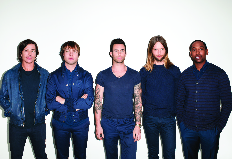 Maroon 5 vydají Overexposed na konci června