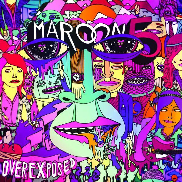 RECENZE: Z nových Maroon 5 si vypreparujte vlastní EP