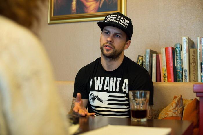 Marpo interview: Moje koncerty budou ve stylu Limp Bizkit
