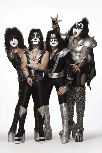Paul Stanley z Kiss: Hvězdné dítě