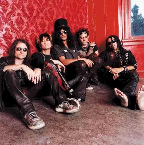 Slash: Kytarista tělem i duší