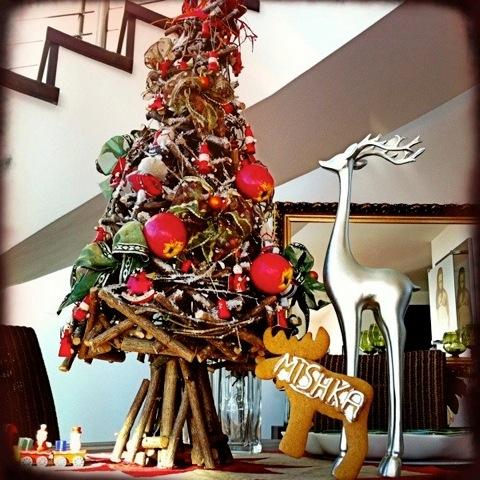 ROCKBLOG - Misha: Môj gigantický vianočný strom
