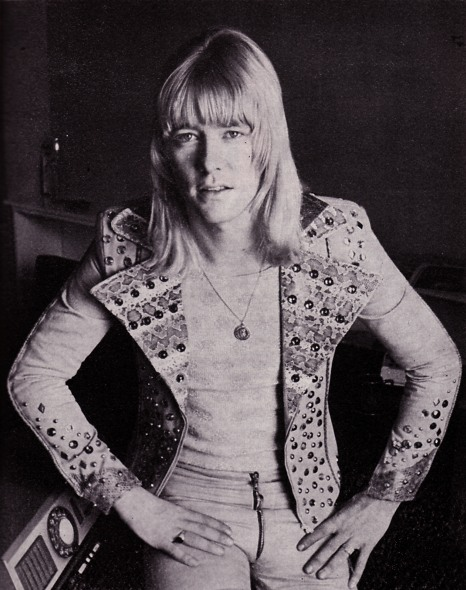 SMRT SI ŘÍKÁ ROCK'N'ROLL: Brian Connolly (4.)