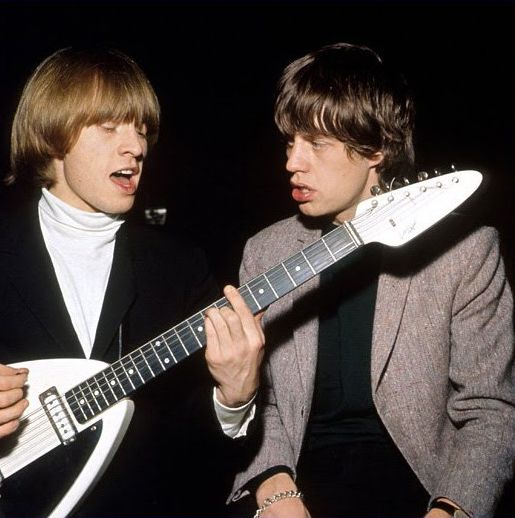 SMRT SI ŘÍKÁ ROCK'N'ROLL: Brian Jones (6.)