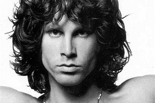SMRT SI ŘÍKÁ ROCK'N'ROLL: Jim Morrison (11.)
