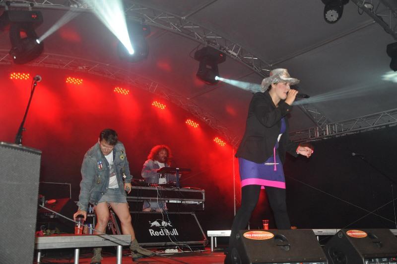 ROCKBLOG: Mandrage v Protivíně a festival Šumava Rocks