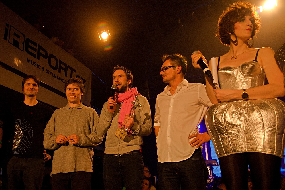 Žebřík 2011 v České televizi: už v pátek