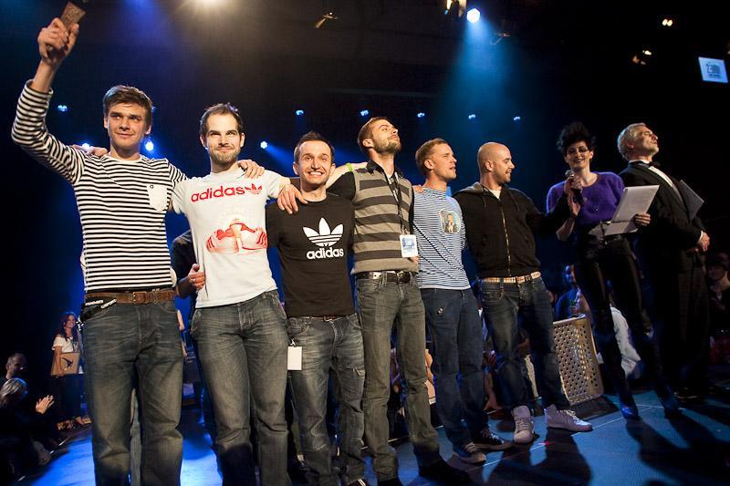Žebřík 2011 odstartoval, finále proběhne 16. března v Plzni