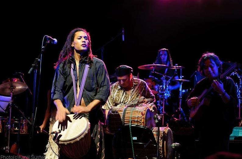 10. Slet bubeníků představí rytmické styly celé planety
