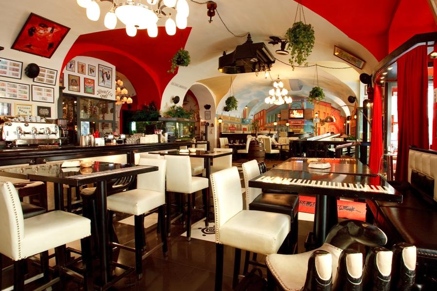 Hudba prochází žaludkem, restaurace La Casa Argentina vydává vlastní CD