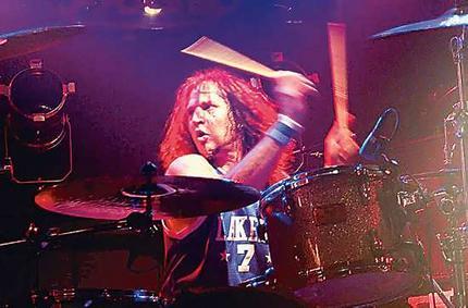 Kapela Eric Singer Project bubeníka legendárních Kiss vystoupila ve Zlíně