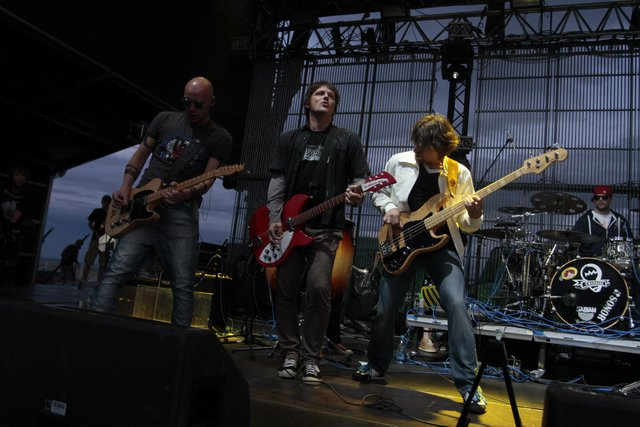 LIVE: Páteční O2 Open Air nabídl electro v podání Leftfield a The Chemical Brothers