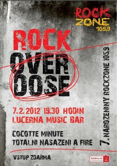 Rádio RockZone 105,9 oslaví 7. narozeniny