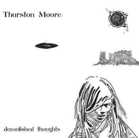 RECENZE:  Zapomeňte na Sonic Youth, Thurston Moore na sólovém albu nevazbí