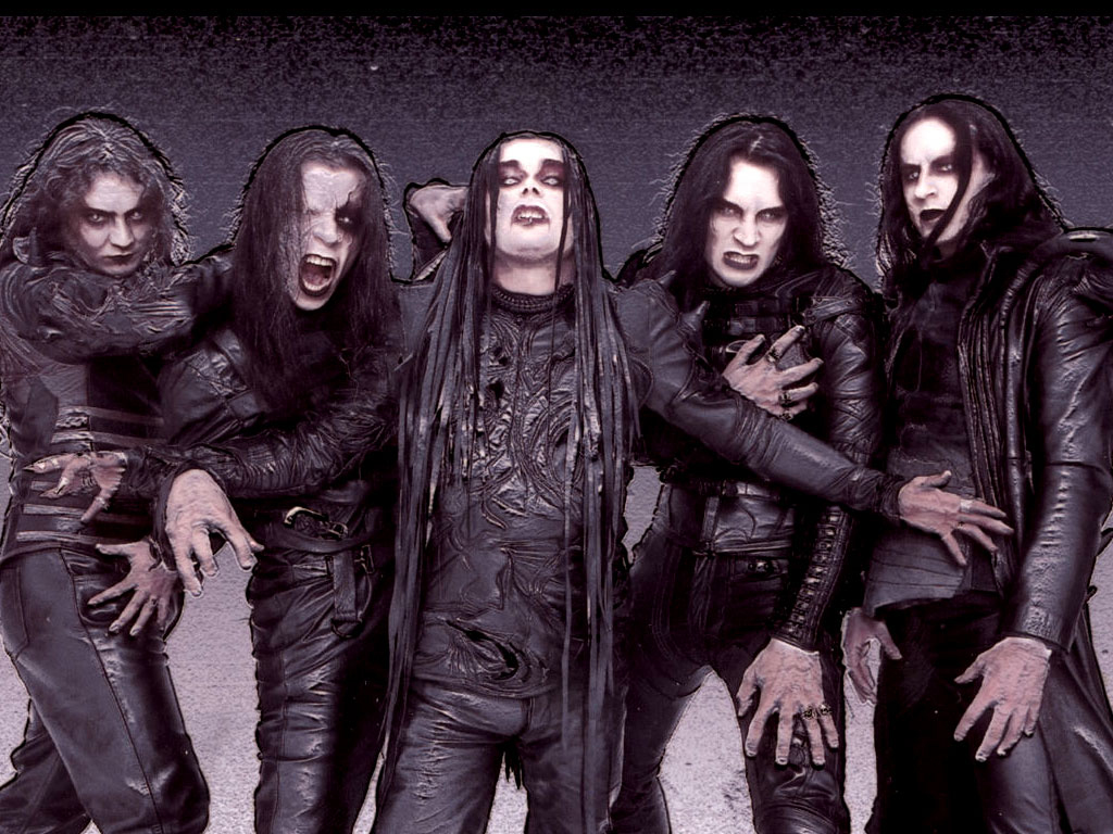 Cradle Of Filth aneb krev panen čachtických