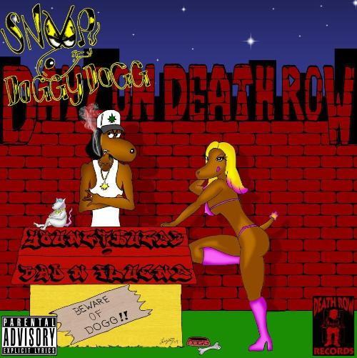 Snoop Doggy Dogg Dayz On Death Row 2009 Cover