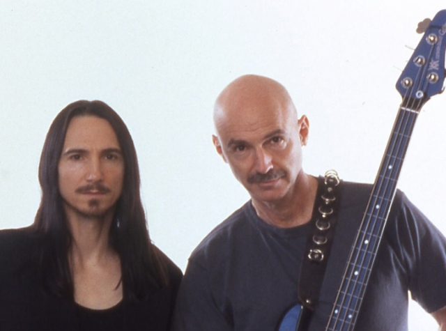 tony levin a terry bozzio