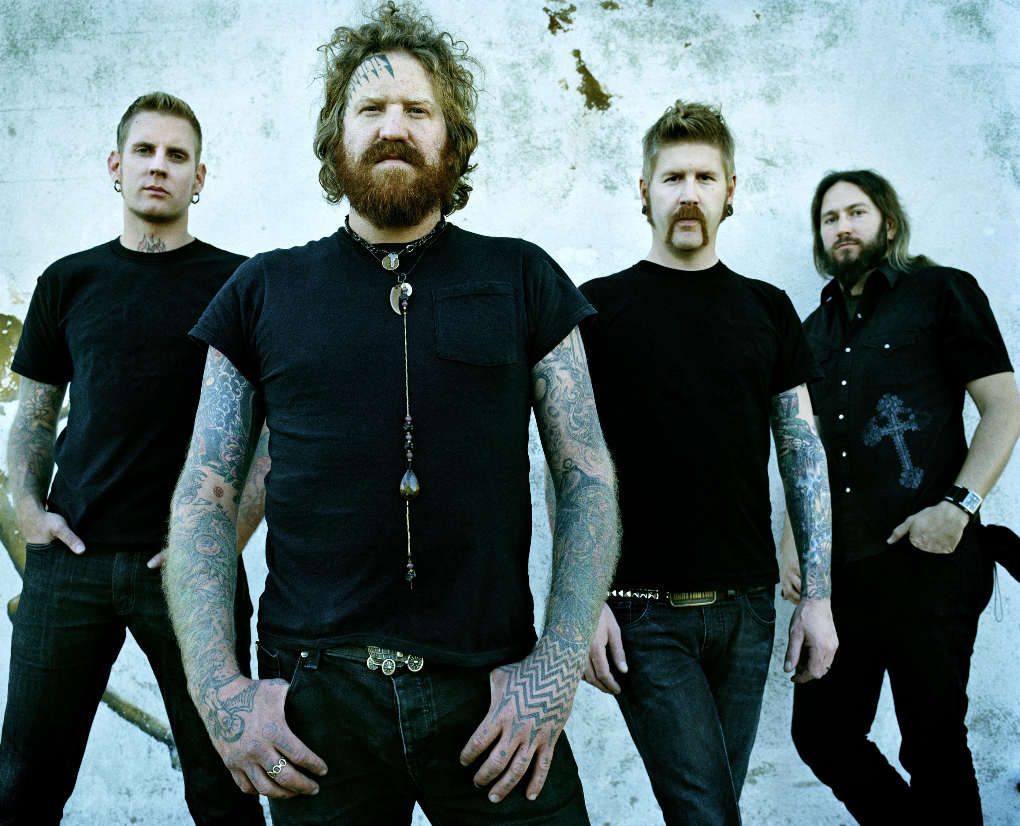 Mastodon vydají album Hunter, poslechněte si nevydanou nahrávku