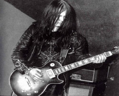 SMRT SI ŘÍKÁ ROCK'N'ROLL: Euronymous (184.)