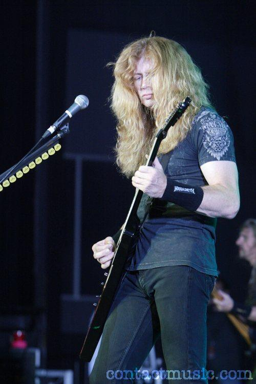 Dave Mustaine z Megadeth: Megasmrťák