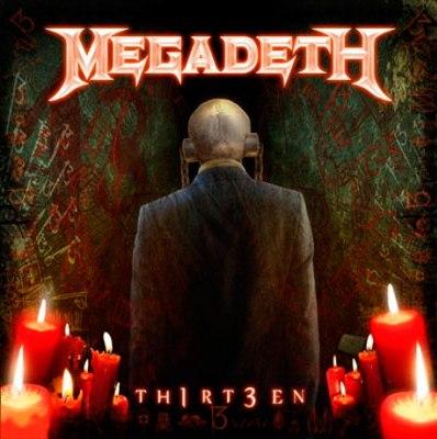 RECENZE: Od nové desky Megadeth žádnou evoluci nečekejte
