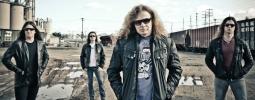 Megadeth na Aerodromu nevystoupí. Kapela ruší část turné