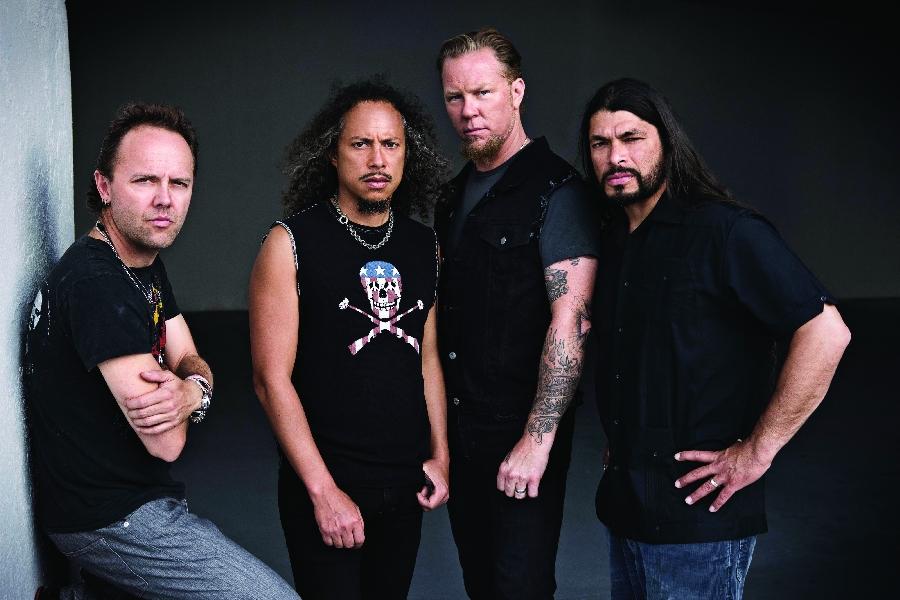 Metallica už dnes v Praze,  nepodceňujte instrukce