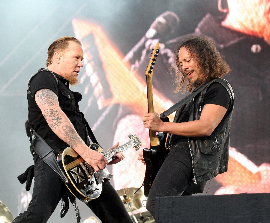 Metallica, The Offspring, Cypress Hill nebo Slayer na jednom festivalu? Novarock!