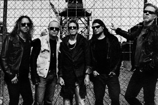 Metallica a Lou Reed budou mít klip od oscarového režiséra