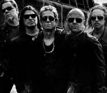 Metallica a Lou Reed představují první společný song z alba Lulu